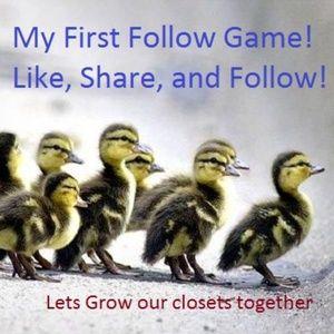 Like, share, follow!! Lots of new blues!